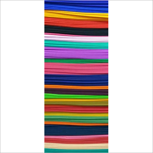Multi Colour Dyed Poplin Fabric