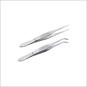 Curved Forceps