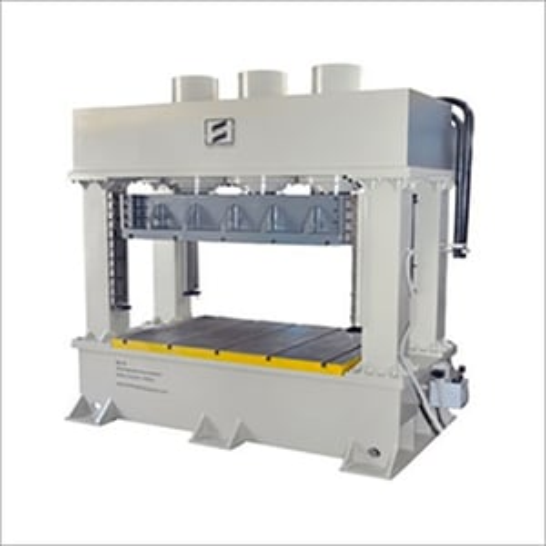 Hydraulic Manual Press Machine