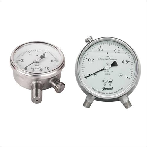 Accurate Flow Pressure Gauge