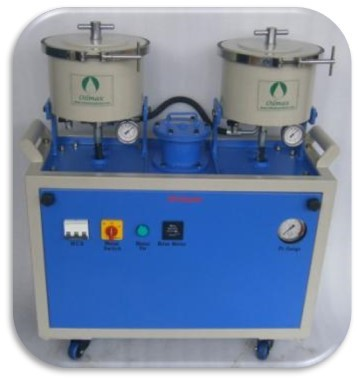 Hdyraulic Oil / Compressor Oil Cleaning