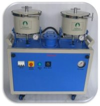 Hydraulic Oil Cleaning System / Compressor Oil Cleaning System