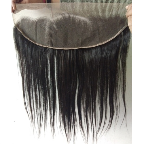 Transparent Straight Lace Frontal