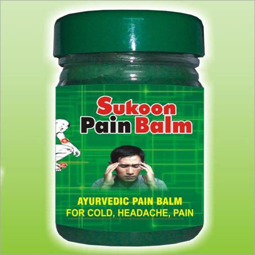 Sukoon Pain Balm