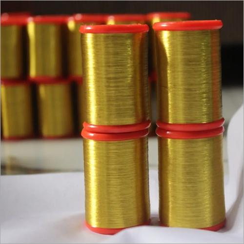 Golden Deep Zari Thread