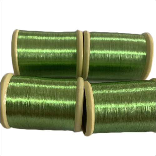 Sea Green Zari Thread