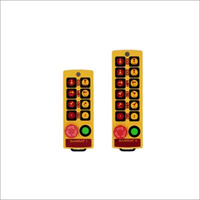 Samrat Series Radio Remote