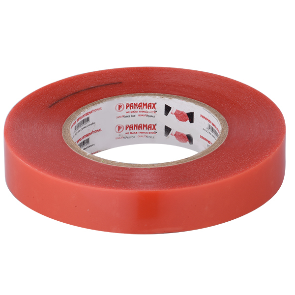 SS Red Polyester Tape