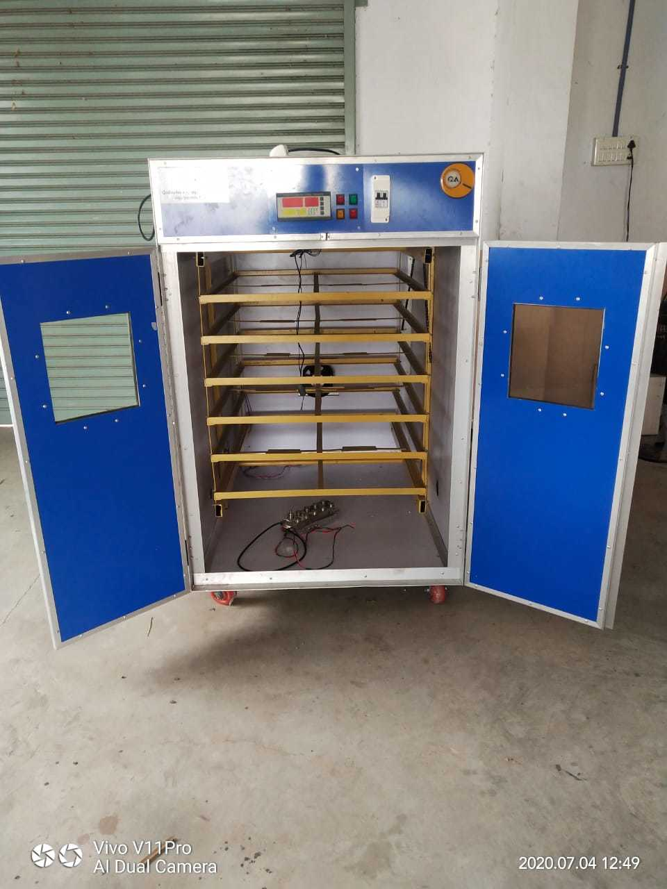 5000 Egg Capacity Fully Automatic Egg Incubator
