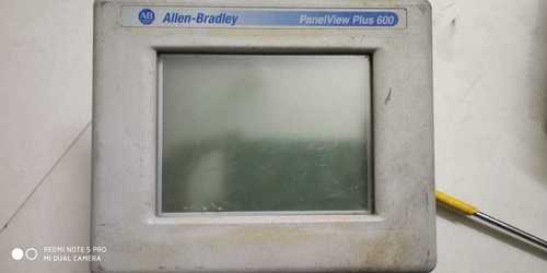 ALLEN-BRADLEY PANEL VIEW PLUS  2711P-T6M20D