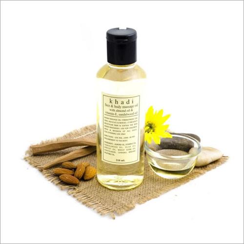 Khadi Face And Body Massage Oil