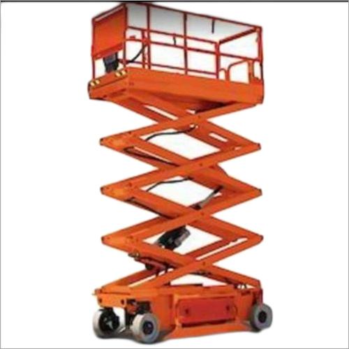 Industrial Scissor Lifting Table Lifting Capacity: 100  Kilograms (Kg)