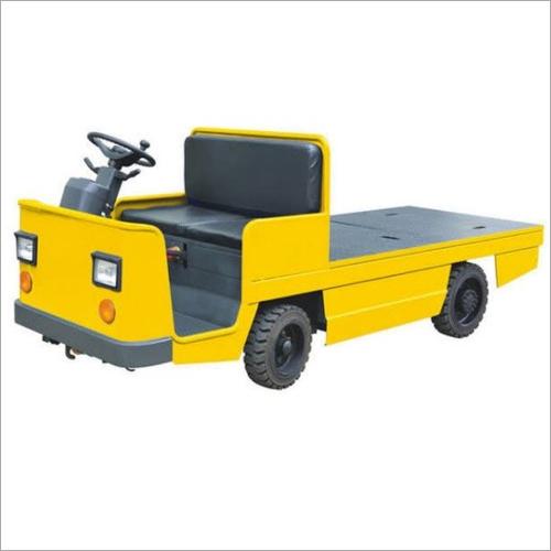 Industrial Electric Platform Truck Lifting Capacity: 5000  Kilograms (Kg)