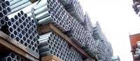 Vertical Scaffolding Pipes & Tubes