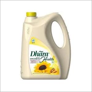 Dhara Refined Sunflower Oil