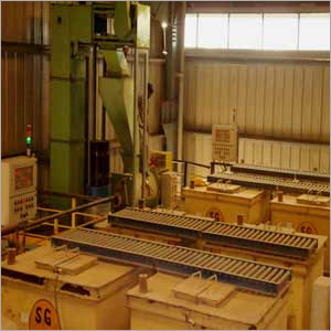 Saw Batching Plant Turnkey Projects