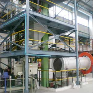 Electrode Flux Processing And Packing Plant Turnkey Projects