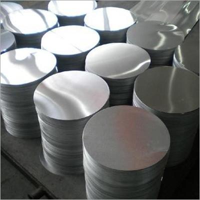 Rectangular Aluminum Round Plate