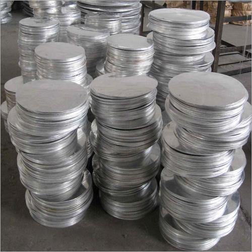 Rectangular Aluminum Circle