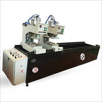 Two Head UPVC Welding Machine