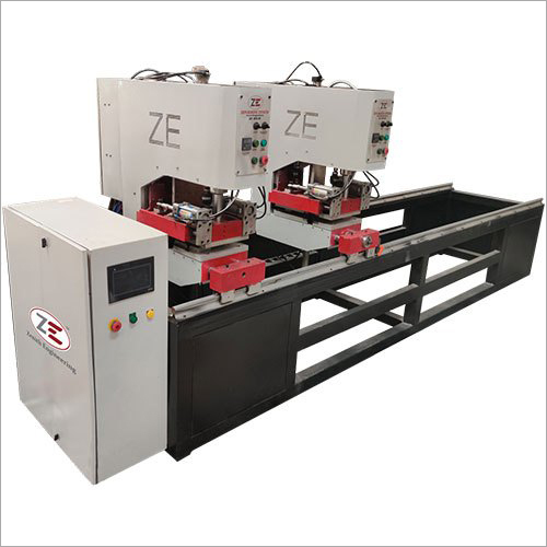 Double Head UPVC Seamless Welding Machine