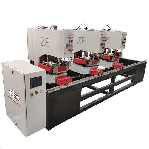Three Head UPVC Seamless Welding Machine