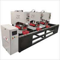 Three Head UPVC Seamless Welding Machine