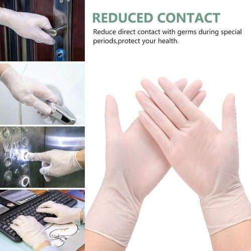 Disposable Plastic Vinyl Glove
