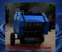 tractor mound mini round baler