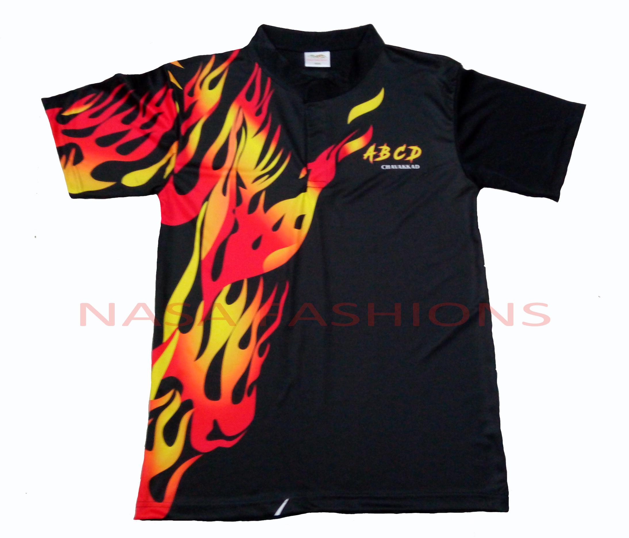 Mens Full Sublimation TShirts