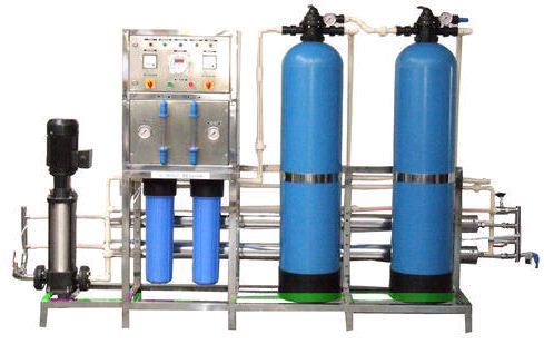 FRP Reverse Osmosis Plant