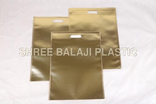 D Cut Foil Bag