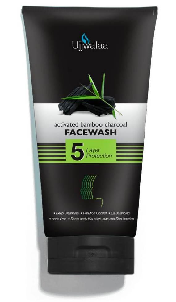 Charcoal Facewash