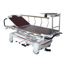 Hydraulic stretcher For Emergency Patient