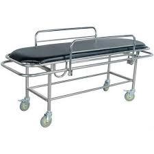 Premium Stretcher with Tilting Facility