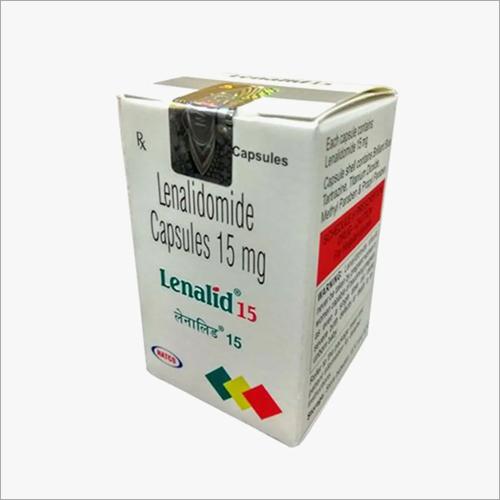 Lenalidomide Capsules 15 Mg