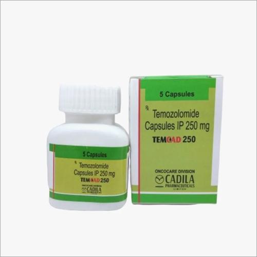 250 mg Temozolomide Capsules