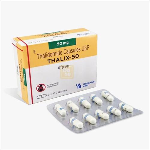 Thalidomide Capsules 50 Mg