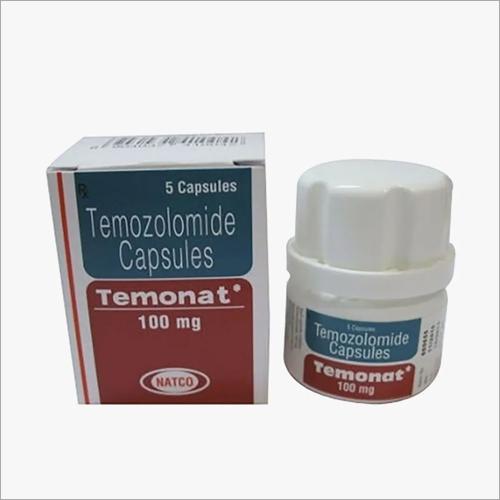 Temonat 100mg Temozolomide Capsules