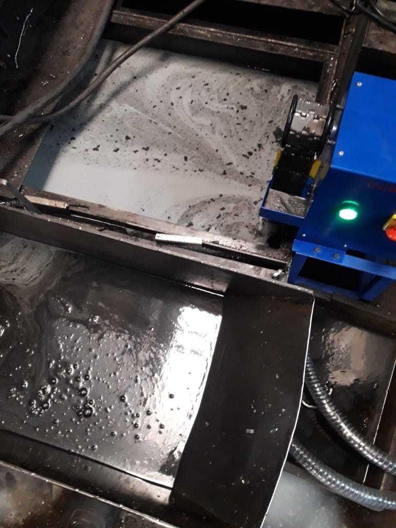 Belt Oil Skimmer - SLAT Models