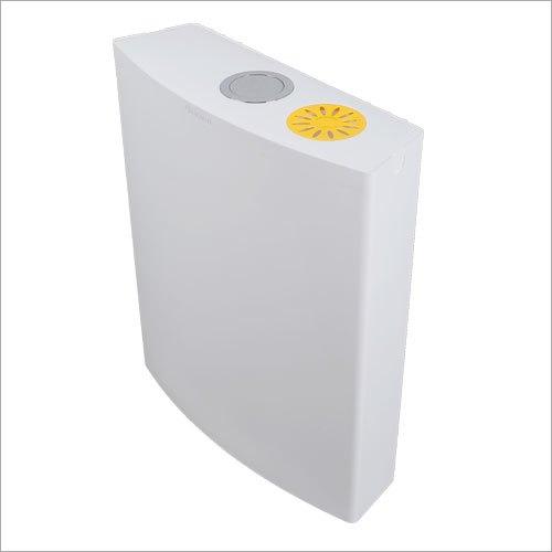 Toilet Single Push Flush Cistern