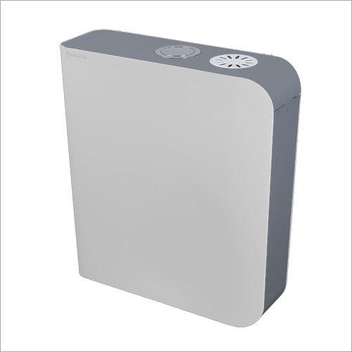 Slim Push Type Flush Cistern