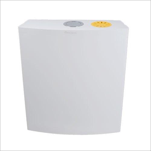 White PVC Flush Cistern