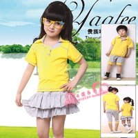 Girls uniform Skirt