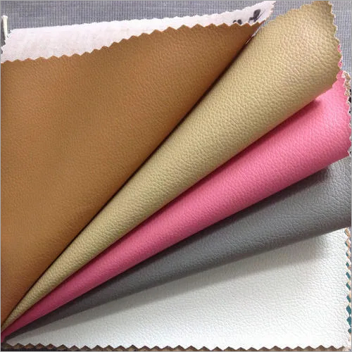 Synthetic Foam Leather Fabric