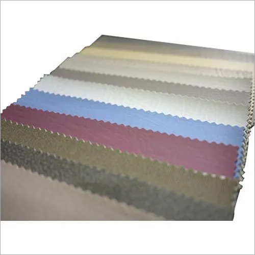 PVC Foam Leather Fabric