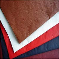 Artificial Colored Leather Fabric