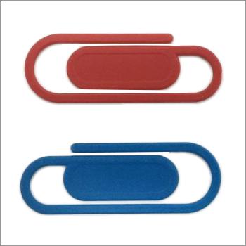Plastic Color Paper Clips