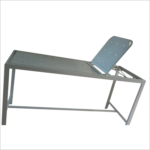Examination Table With Back Rest