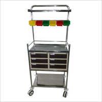 Hospital Steel Trolley